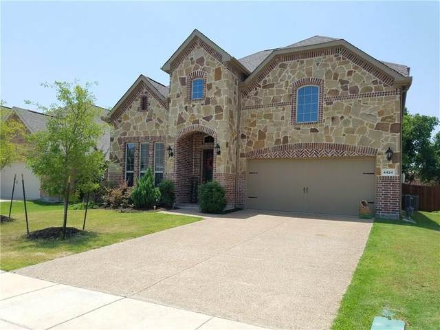 4424 Overton, Plano, TX 75074 (MLS #14640484) :: Real Estate By Design