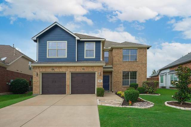 829 Lake Hollow Drive, Little Elm, TX 75068 (MLS #14640486) :: Russell Realty Group