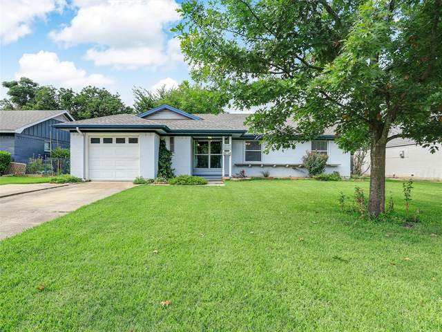 1228 Evergreen Drive, Richardson, TX 75080 (MLS #14640488) :: The Good Home Team
