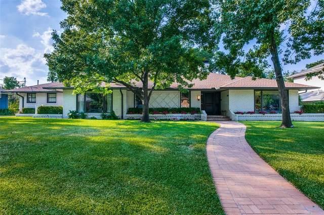 7249 Kenny Lane, Dallas, TX 75230 (MLS #14640498) :: Real Estate By Design
