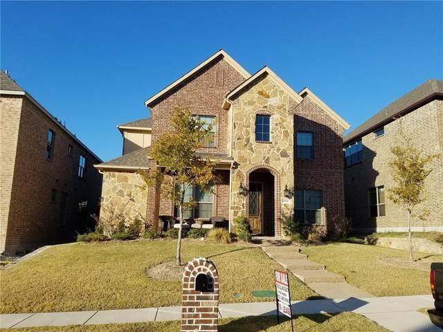 1016 Taylor Road, Allen, TX 75013 (MLS #14640545) :: The Chad Smith Team