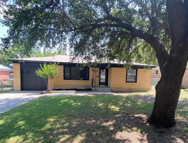 521 Crandle Drive, White Settlement, TX 76108 (MLS #14640553) :: Real Estate By Design