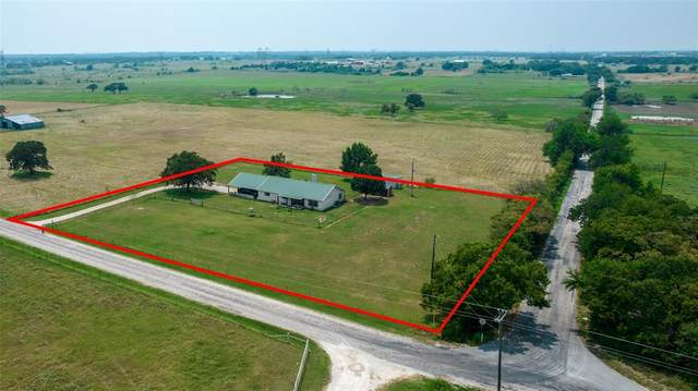 1590 County Road 1560, Chico, TX 76431 (MLS #14640576) :: The Chad Smith Team