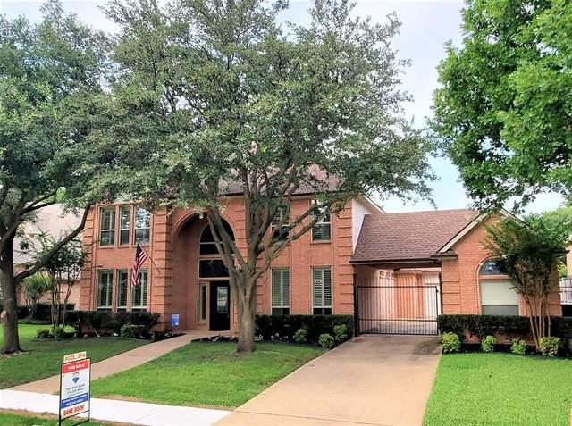 6832 Creekside Lane, Plano, TX 75023 (MLS #14640581) :: Trinity Premier Properties
