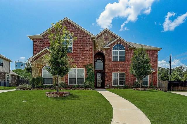 209 Chateau Avenue, Kennedale, TX 76060 (MLS #14640590) :: Real Estate By Design