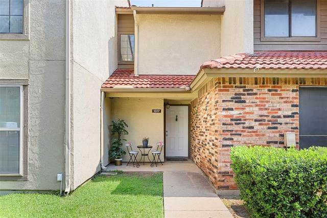 1017 Turtle Lake Boulevard, Irving, TX 75060 (MLS #14640616) :: The Chad Smith Team