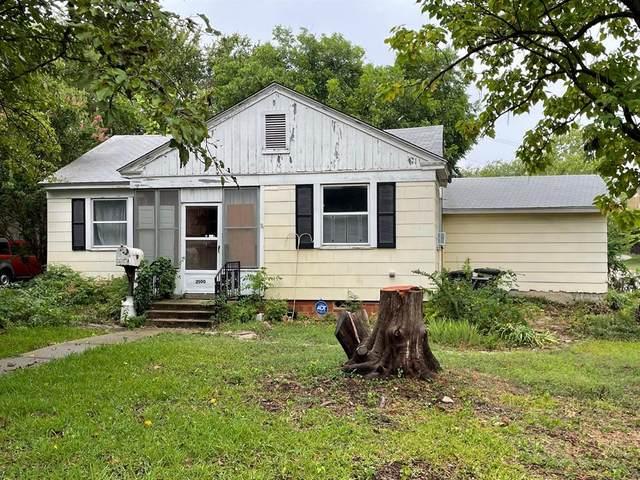 2500 Dean Lane, Fort Worth, TX 76107 (MLS #14640673) :: Real Estate By Design