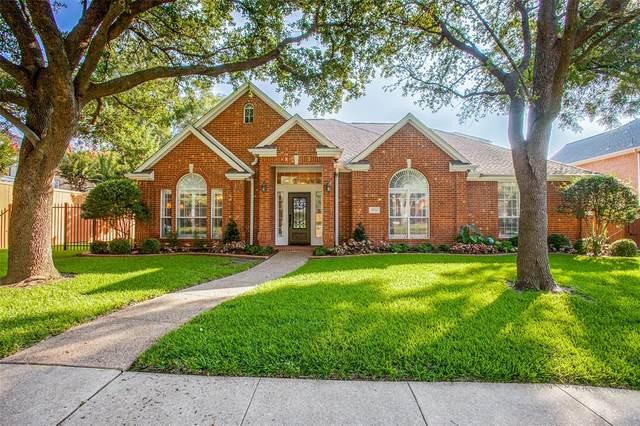 4206 Pecan Grove Lane, Rowlett, TX 75088 (MLS #14640680) :: Maegan Brest | Keller Williams Realty