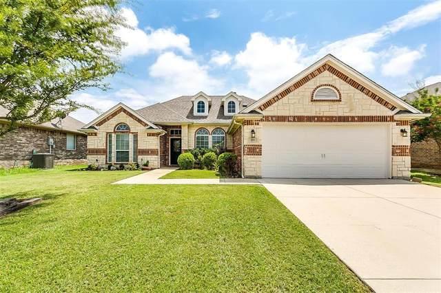 109 Stonegate Boulevard, Alvarado, TX 76009 (MLS #14640691) :: Russell Realty Group