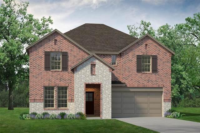 817 Mildren Lane, Fate, TX 75087 (MLS #14640716) :: Real Estate By Design