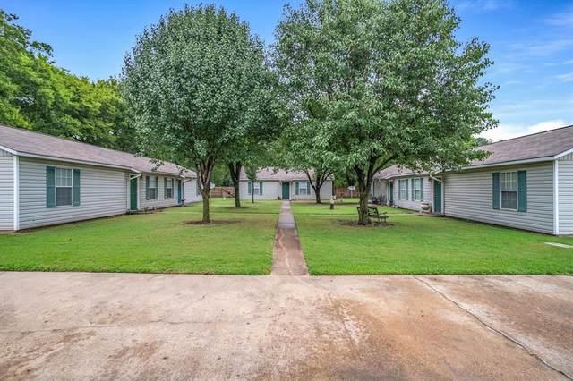 605 College Street, Edgewood, TX 75117 (MLS #14640730) :: The Mauelshagen Group