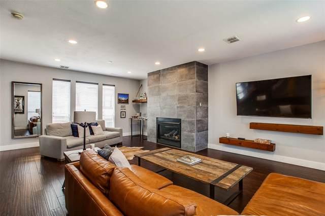 4430 Bowser Avenue B, Dallas, TX 75219 (#14640774) :: Homes By Lainie Real Estate Group