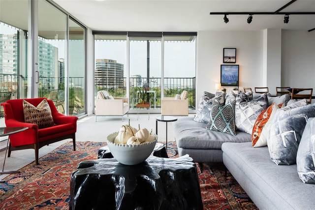 3310 Fairmount Street 10F, Dallas, TX 75201 (MLS #14640777) :: Robbins Real Estate Group