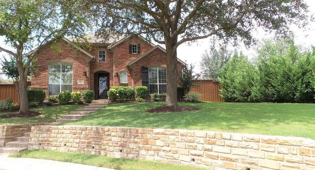9 Haywood Court, Frisco, TX 75035 (MLS #14640783) :: Russell Realty Group