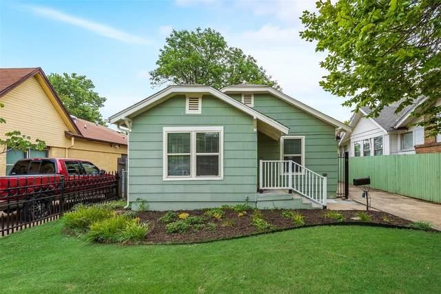 3625 Gordon Avenue, Fort Worth, TX 76110 (MLS #14640805) :: Wood Real Estate Group