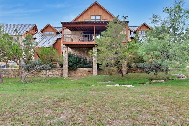 1631 Scenic Drive #401, Graford, TX 76449 (MLS #14640812) :: Robbins Real Estate Group