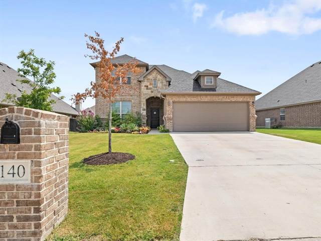 140 Camouflage Circle, Willow Park, TX 76008 (MLS #14640831) :: Craig Properties Group