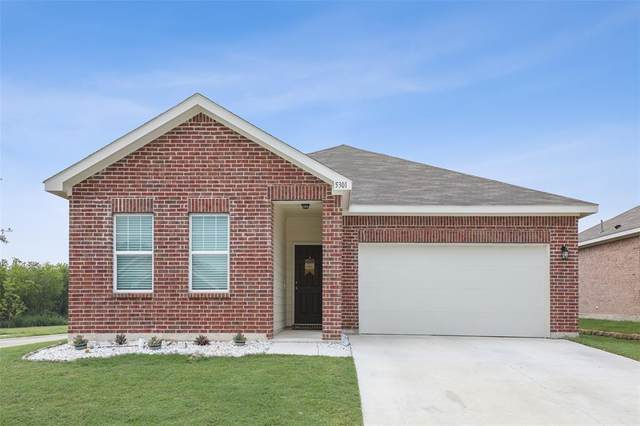 5301 Northfield Drive, Fort Worth, TX 76179 (MLS #14640835) :: Real Estate By Design