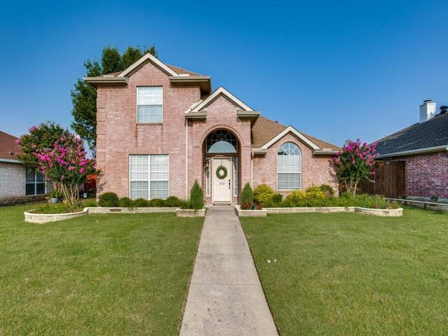 3530 Ty Circle, Sachse, TX 75048 (MLS #14640840) :: The Great Home Team