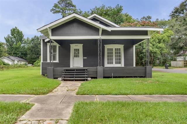 2627 Dillard Street, Shreveport, LA 71104 (MLS #14640852) :: All Cities USA Realty