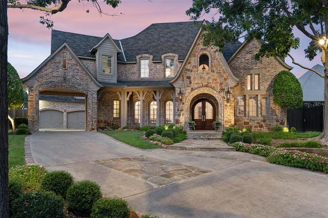 5248 Spicewood Lane, Frisco, TX 75034 (MLS #14640883) :: Russell Realty Group
