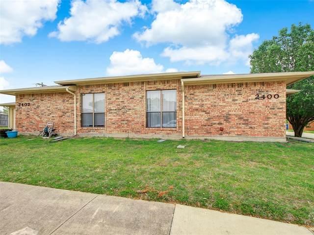 2400 Guerrero Drive, Carrollton, TX 75006 (MLS #14640896) :: The Good Home Team