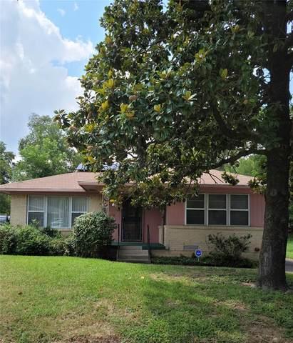 2607 Carpenter Avenue, Dallas, TX 75215 (MLS #14640902) :: Real Estate By Design