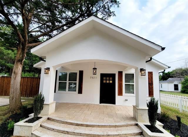 7511 Williams Avenue, Frisco, TX 75033 (MLS #14640929) :: Real Estate By Design
