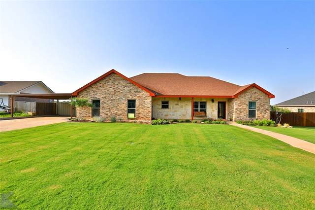 1101 Woodland Drive, Clyde, TX 79510 (MLS #14640932) :: Texas Lifestyles Group at Keller Williams Realty