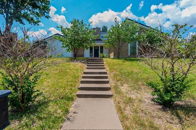 1833 Wisteria Drive, Grand Prairie, TX 75050 (MLS #14640935) :: Real Estate By Design