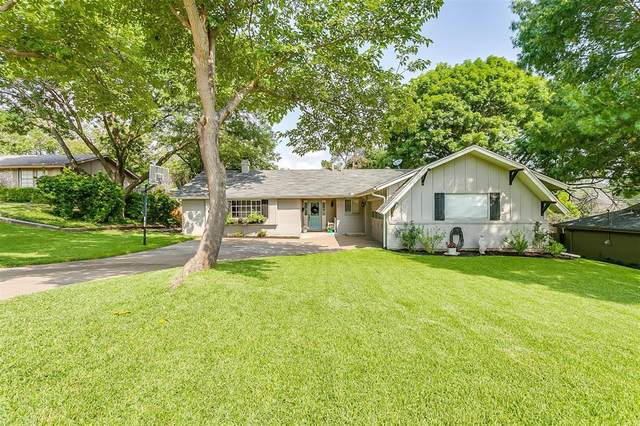6932 Bal Lake Drive, Fort Worth, TX 76116 (MLS #14641027) :: The Great Home Team