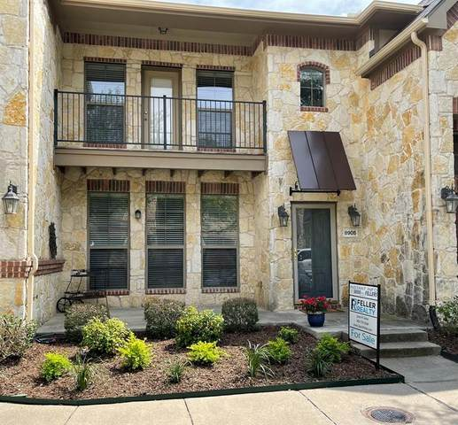 8905 Trolley Trail, Mckinney, TX 75070 (MLS #14641076) :: Russell Realty Group