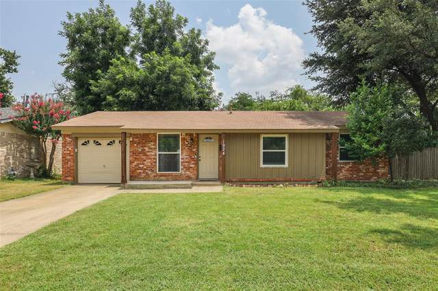 1924 Franklin Street, Irving, TX 75060 (MLS #14641077) :: The Chad Smith Team