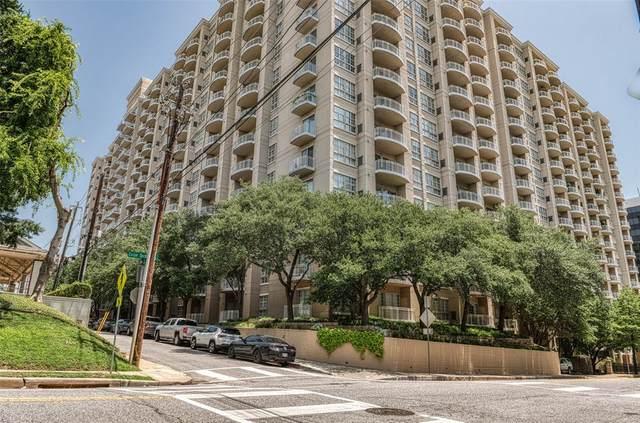 3225 Turtle Creek Boulevard #326, Dallas, TX 75219 (MLS #14641081) :: The Chad Smith Team