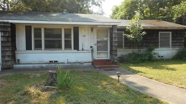 409 S Beech Street, Winnsboro, TX 75494 (MLS #14641089) :: Real Estate By Design