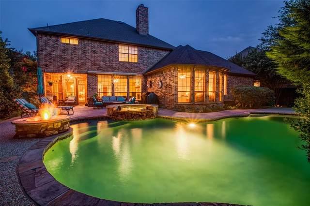 712 Bluffwood Avenue, Mckinney, TX 75072 (MLS #14641090) :: Real Estate By Design
