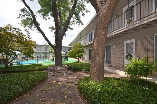 3810 Inwood Road #204, Dallas, TX 75209 (MLS #14641103) :: Real Estate By Design