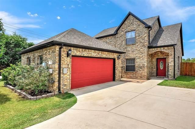1 Pleasant Valley, Sanger, TX 76266 (MLS #14641116) :: Lisa Birdsong Group   Compass