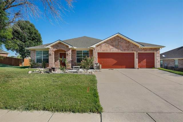 1705 Sorrel Court, Weatherford, TX 76087 (MLS #14641125) :: Maegan Brest   Keller Williams Realty