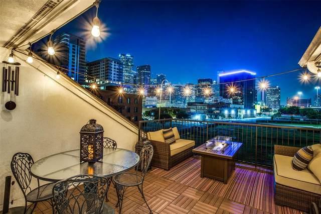 2205 Canton Street #123, Dallas, TX 75201 (MLS #14641138) :: Robbins Real Estate Group