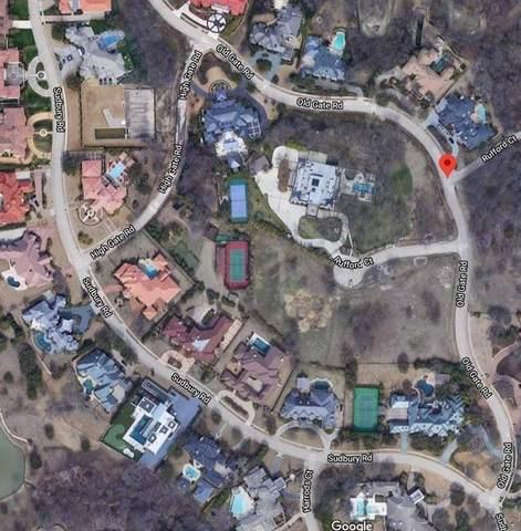 0000 Rufford Court, Plano, TX 75024 (MLS #14641148) :: Craig Properties Group