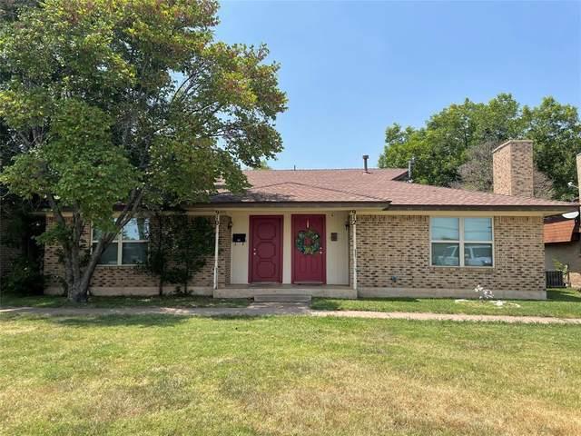 910 N Judge Ely Boulevard, Abilene, TX 79601 (MLS #14641204) :: Real Estate By Design