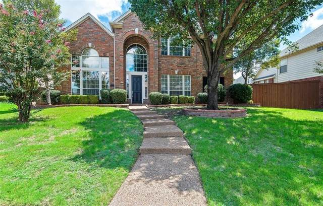 8404 High Meadows Drive, Plano, TX 75025 (MLS #14641207) :: All Cities USA Realty
