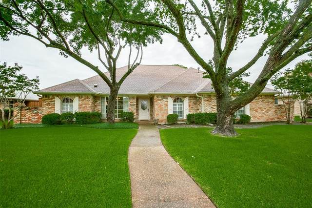 3605 Bonniebrook Drive, Plano, TX 75075 (MLS #14641214) :: Russell Realty Group