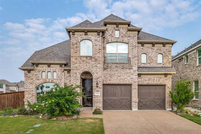 1301 Mary Horn Drive, Savannah, TX 76227 (MLS #14641216) :: Craig Properties Group