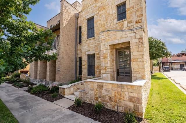 1211 S Adams Street, Fort Worth, TX 76104 (MLS #14641247) :: Real Estate By Design