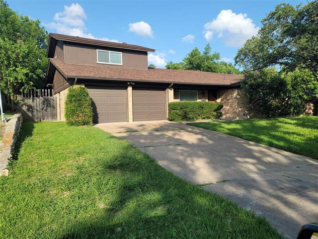 3021 Conejos Drive, Fort Worth, TX 76116 (MLS #14641258) :: Wood Real Estate Group