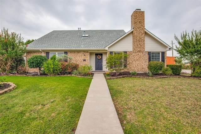 1700 Brighton Drive, Carrollton, TX 75007 (MLS #14641273) :: Robbins Real Estate Group