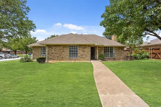 1601 Chesterfield Drive, Carrollton, TX 75007 (MLS #14641325) :: The Good Home Team