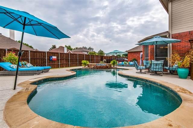 2756 Club Ridge Drive, Lewisville, TX 75067 (MLS #14641337) :: The Chad Smith Team